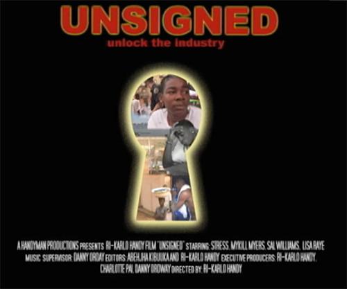 Unsigned Movie